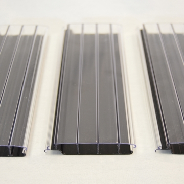 Individually Hinged Slats